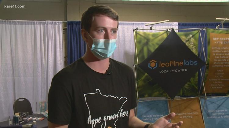Health Fair 11 at the Fair: Bringing attention to medical cannabis