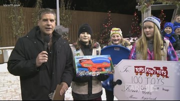 Toys for Tots 12-12-2017 6 p.m.