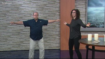 SANDWICH GENERATION: Seniors stay strong and healthy with Qigong