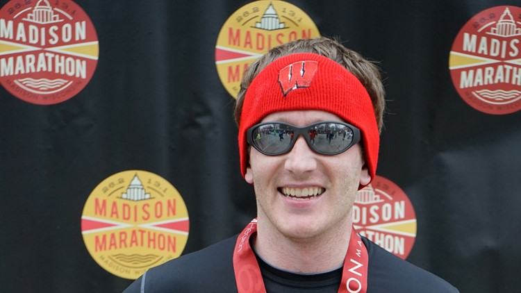 Wisconsin man aims to ring red kettle bell for 26.2 hours straight