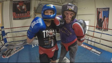Perk at Play: Boxing Caleb Truax