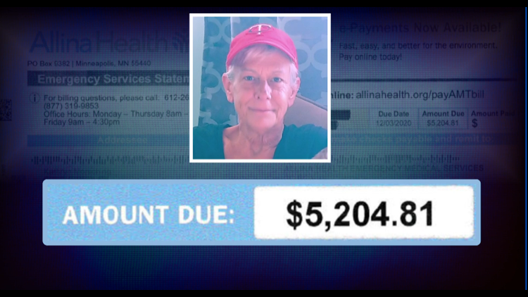 KARE 11 Investigates: Increased mistakes in COVID-era medical bills