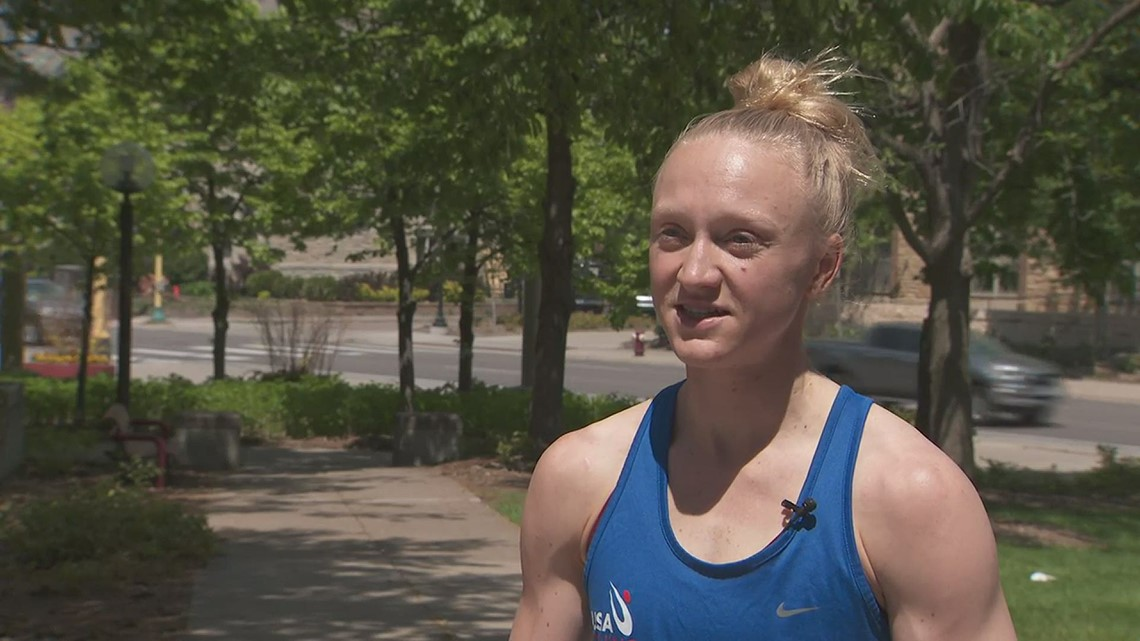 EXTENDED INTERVIEW: Gophers' diver Sarah Bacon preps for the Tokyo Olympics