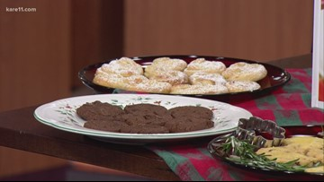 Great Minnesota Cookie Book recipes