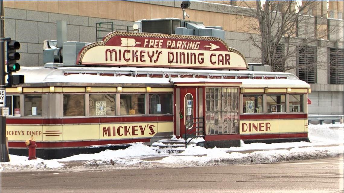 Mickey's Diner saved; fundraising for St. Paul landmark tops goal