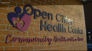 St. Paul's Open Cities Health Center at risk of closing