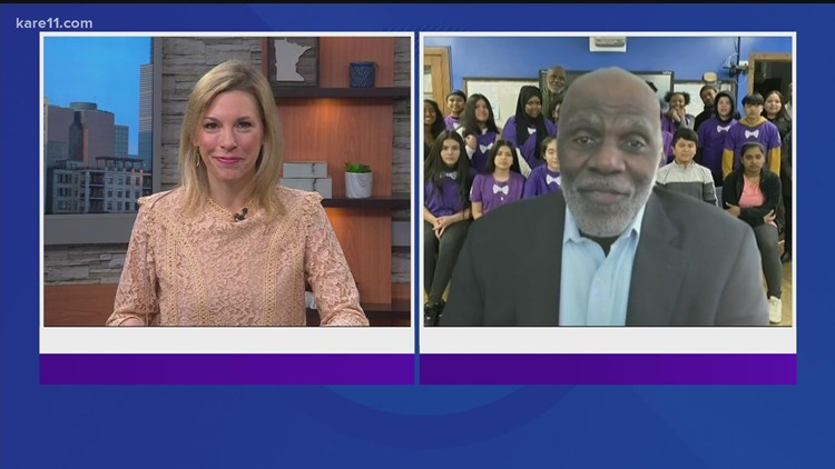 Alan Page discusses annual Justice Gala, Page Education Foundation