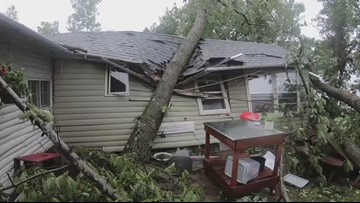 How to help those effected by severe weather in Polk County, Wisc.