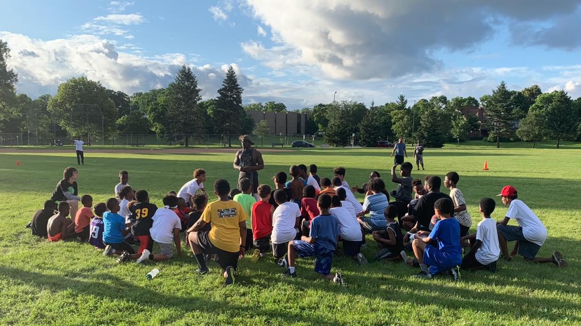 Bay Laurel's free arts, athletics camps for inner-city youth return after focus on unrest relief