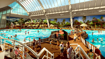 Bloomington City Council approves final development plan for MOA waterpark