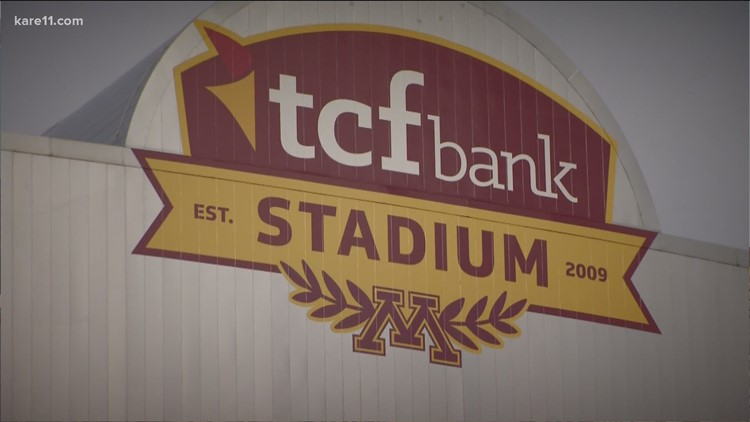 TCF Bank Stadium may be getting a new name