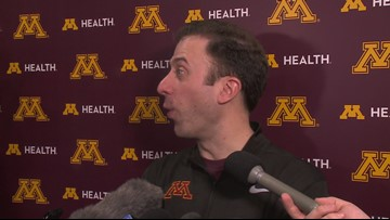 Gophers heading to Des Moines for NCAA Tournament