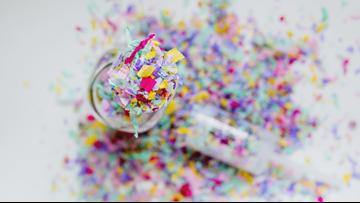 'Full-circle joy': Confetti company employs women in recovery