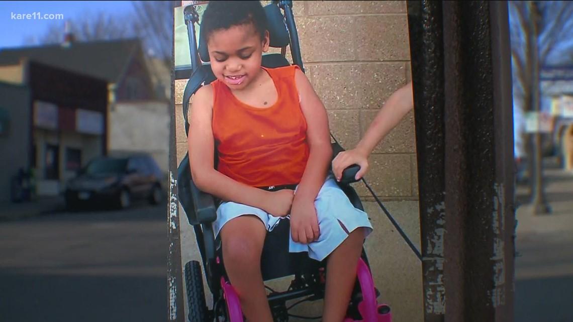 Boy's stolen wheelchair found