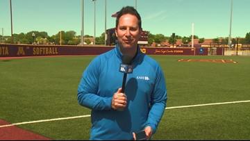 Gopher softball team wins Minneapolis Regional
