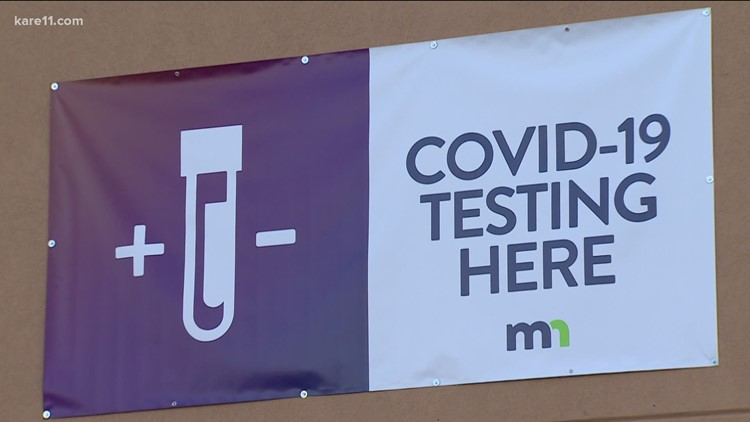 State opens new COVID testing sites in Minneapolis, Lino Lakes