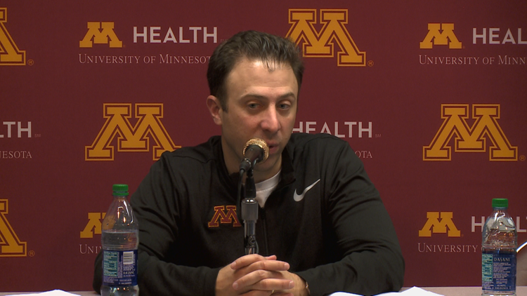 Balance, 3s give Minnesota win over Central Michigan