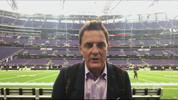 Eric Perkins wraps the Vikings' week 1 win over Atlanta