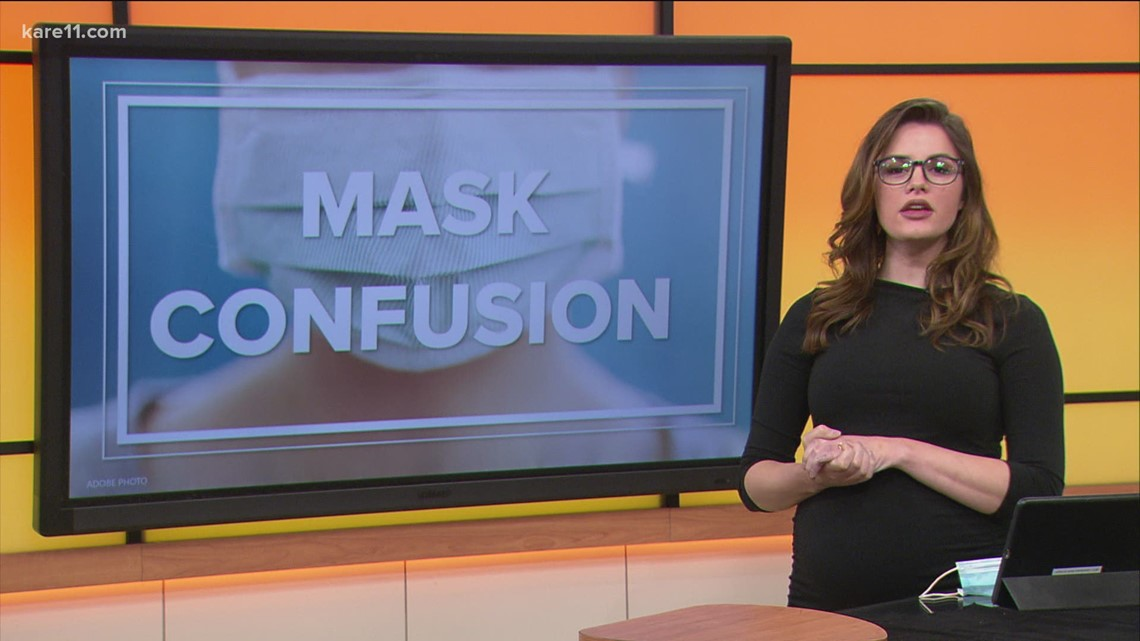 How do we know where to wear a mask?
