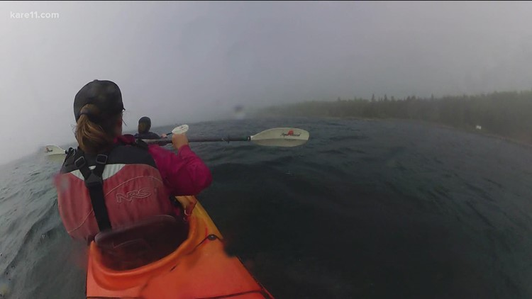 That's So Minnesota Road Trip: Kayaking the shipwreck in Two Harbors