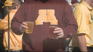Should beer and wine be sold at Gopher games?