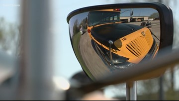 Delano school bus company says stop-arm violations are increasing