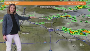 Late morning weather 6-14-2019