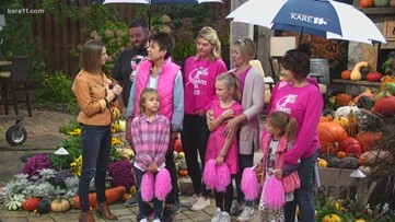 American Cancer Society making strides against Breast Cancer with Walk of the Twin Cities