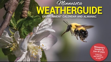 Buy 2020 Minnesota Weatherguide calendars, submit photos for 2021