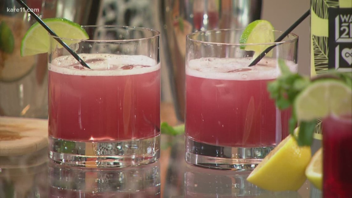 RECIPE: Healthy holiday 'mocktails'