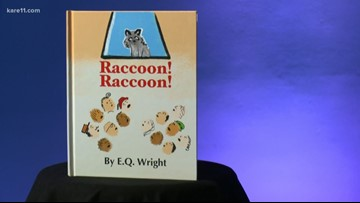 Raccoon! Raccoon! From scaling buildings to telling stories