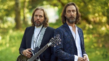 The Black Crowes coming to Xcel Energy Center