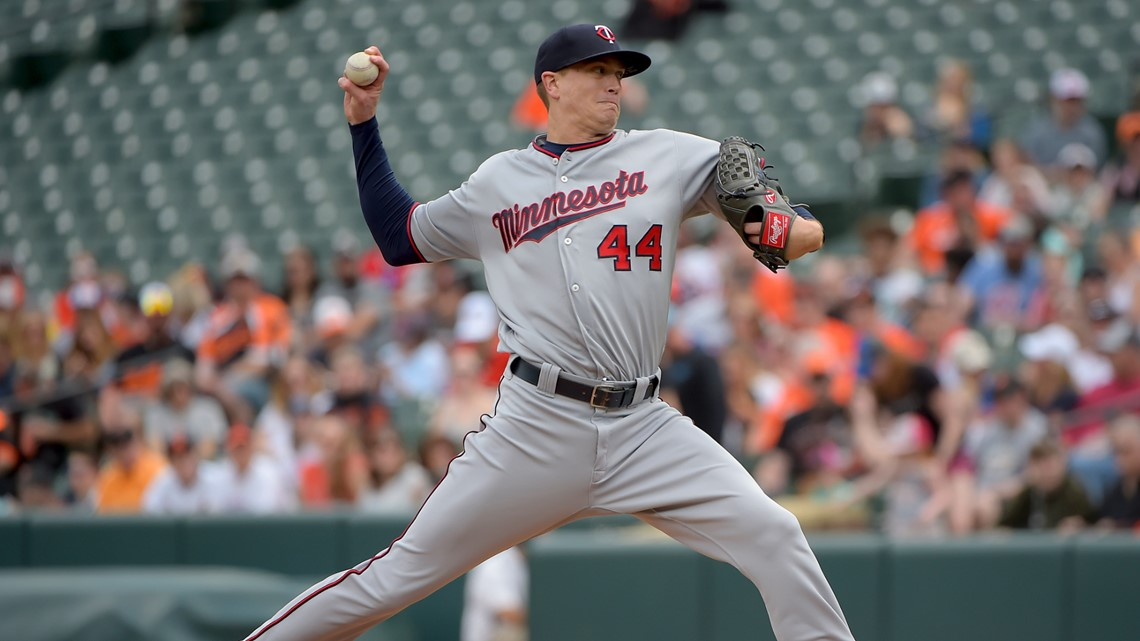 Solid start by Gibson helps Twins beat Orioles 4-3 for sweep