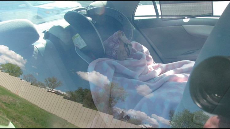 kare11.com | Trooper pulls over woman with fake baby in MnPass lane