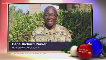 Capt. Richard Parker