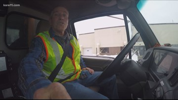 Long-time MnDOT plow driver retiring