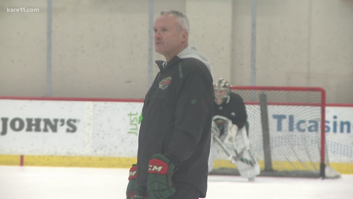 Dean Evason named permanent head coach of Minnesota Wild