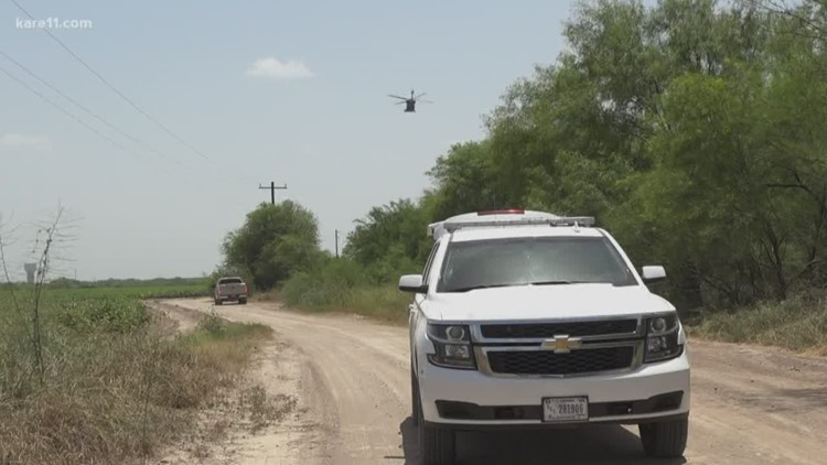 Minnesota At The Border: two opposing perspectives from the front line at the southern border