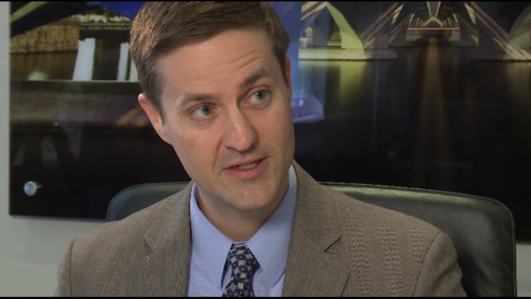 "Private attorney Mark Becker says when the contract says ""All dealer profit"" it should mean all profit. (Photo: KARE 11)"