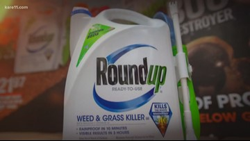 How much of Monsanto's Roundup is safe to eat?