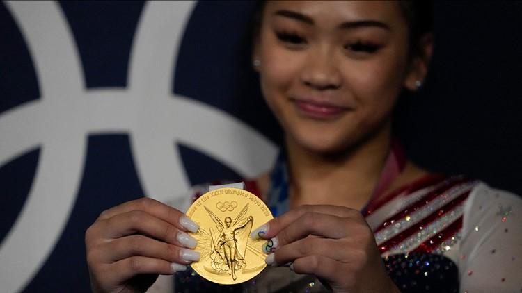 Congrats Suni! | KARE 11 viewers send messages to Minnesota gold medalist Suni Lee