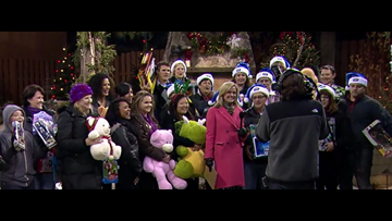 Toys for Tots: Group requests to appear on KARE 11