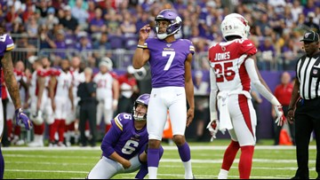 Kicker/punter prospect Vedvik among Vikings cuts