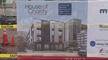 New apartment complex in Minneapolis for the homeless
