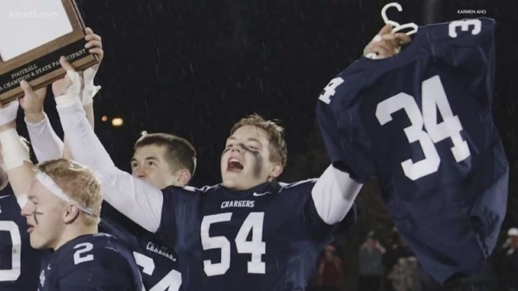 Dassel-Cokato's trip to Prep Bowl inspired by late teammate