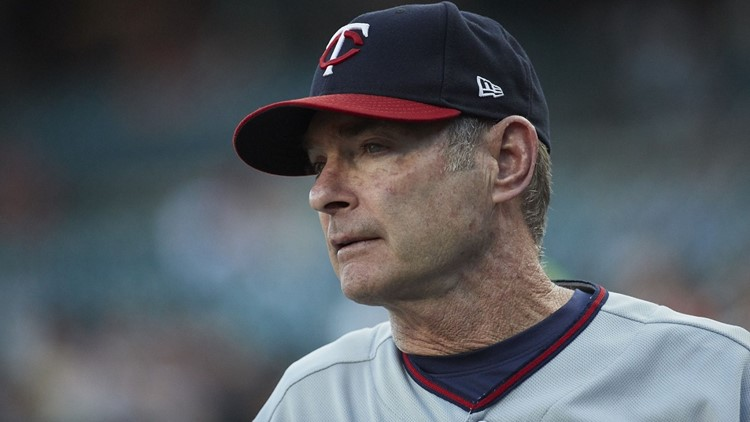 Molitor fired as Twins manager