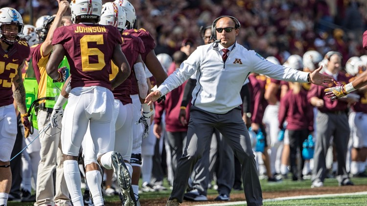Weather moves Gophers spring game to Thurs. night | kare11.com
