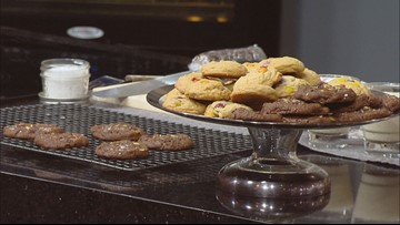 Holiday Cookie Decorating and Old World Cookies with Rustica