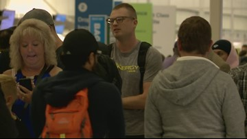 Smoother sailing at MSP after security screening adjustments