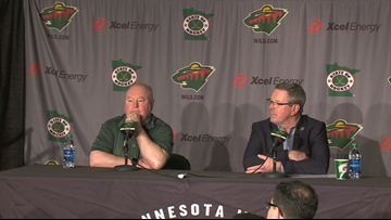Minnesota Wild Exit Review